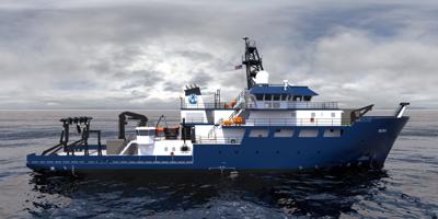New LUMCON ship