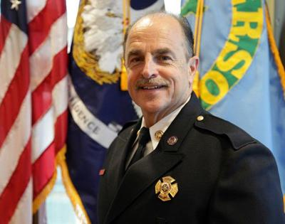 Dave Tibbetts named chief of East Bank Consolidated Fire Department