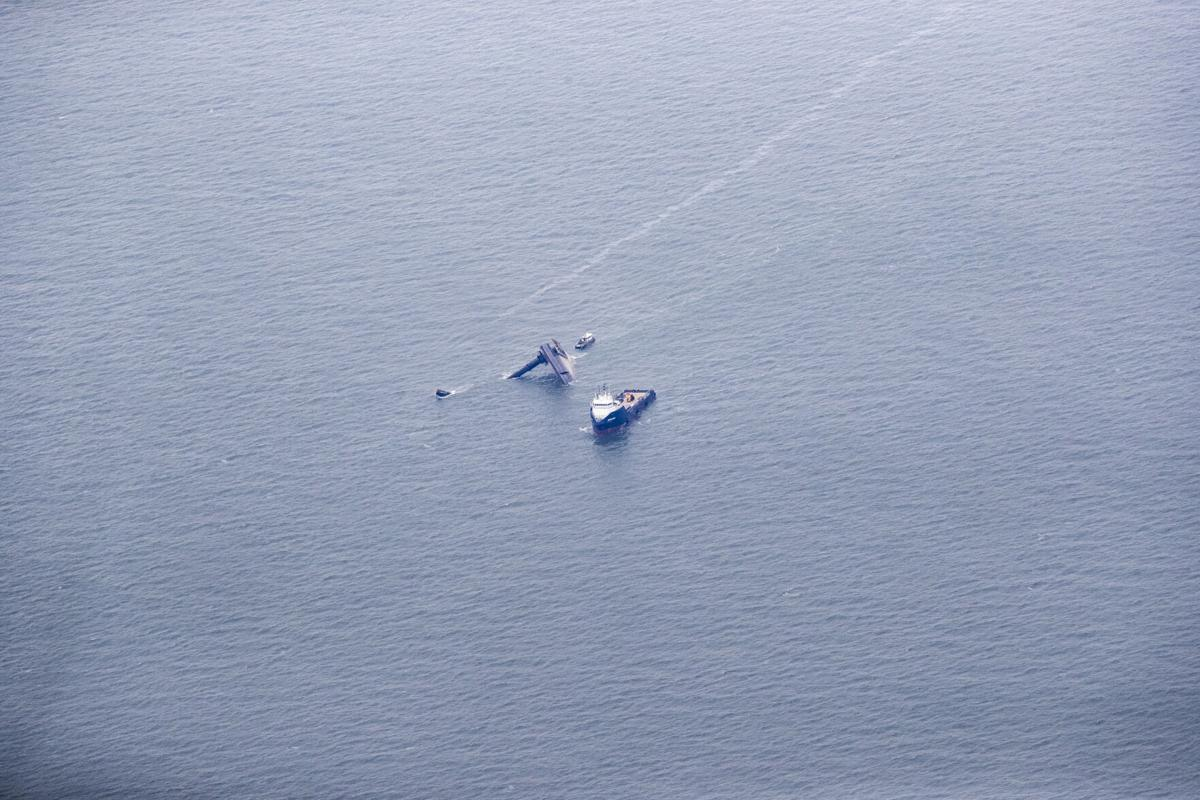 Seacor power from the air