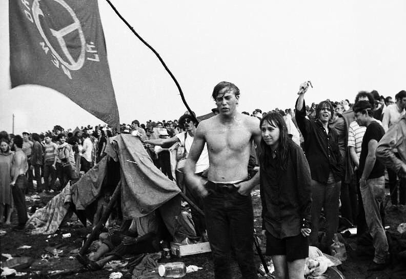 vance at woodstock