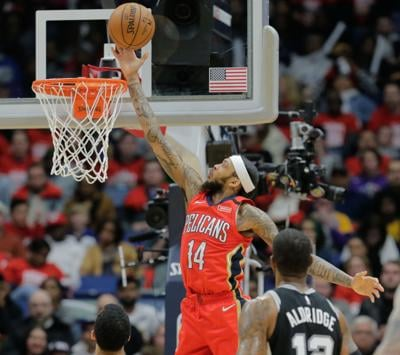 Brandon Ingram does two-a-days and pores over film: A closer look at the Pelicans' All-Star hoops head | Pelicans | nola.com
