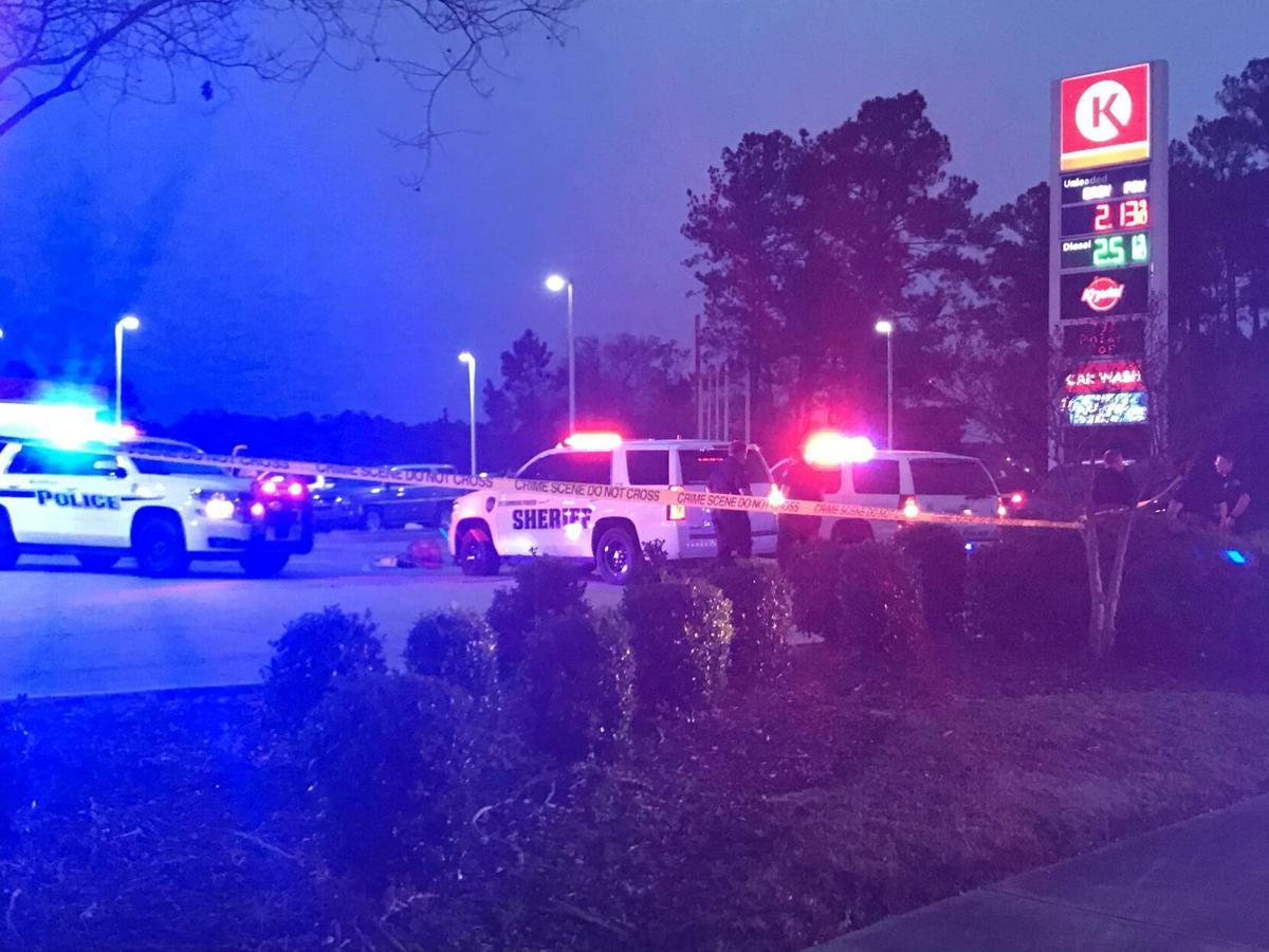 Slidell police shooting