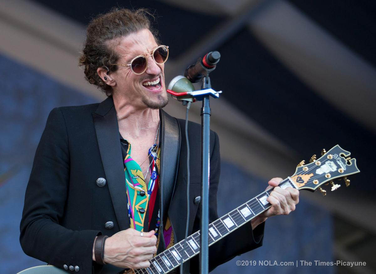 The Revivalists performs at Jazz Fest 2019
