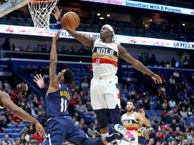 Pelicans guard Jrue Holiday named to NBA All-Defensive second team