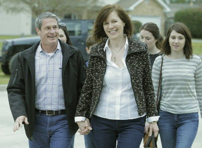 Wendy Vitter, with one exception, might have what it takes to be federal judge