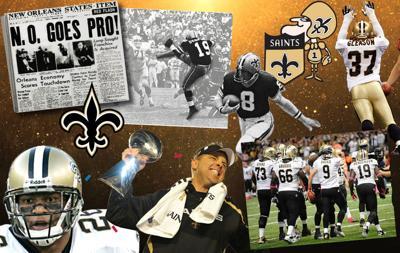 uk availability c8ba9 179fe Interactive slideshow: New Orleans Saints 50 best moments ...