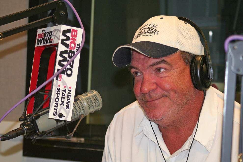 Scott Rabalais: 'Man's man' Hokie Gajan loved Louisiana -- and we loved him back _lowres