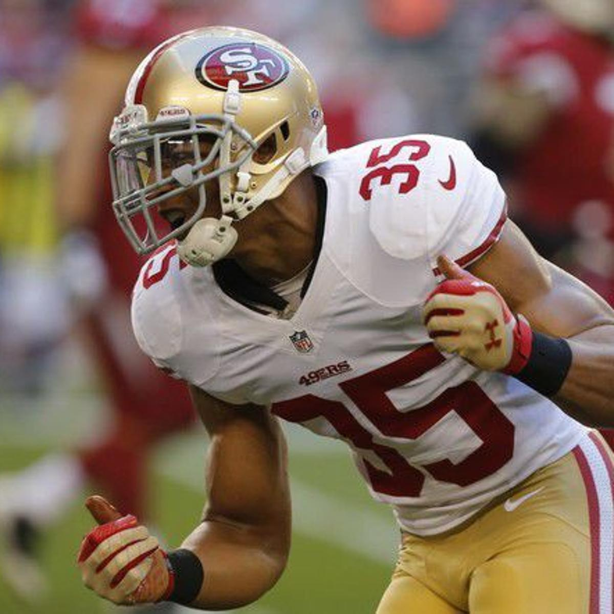 brand new d0f90 c6b4d Eric Reid, former 49ers, LSU safety, to visit the Cincinnati ...