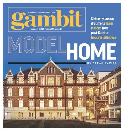 Gambit cover 08.24