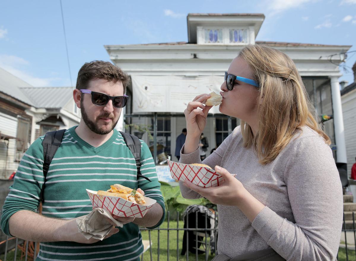 Oak Street Po-boy Festival 2018: A delicious look