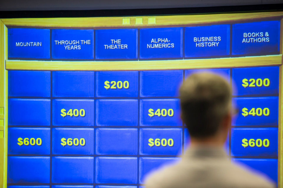 I auditioned for 'Jeopardy ' Here's what I learned     | Archive
