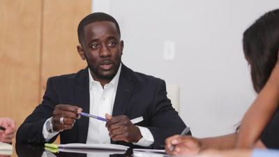 Cleveland Spears III wins 2018 T.G. Solomon Award for Entrepreneurship and Civic Engagement