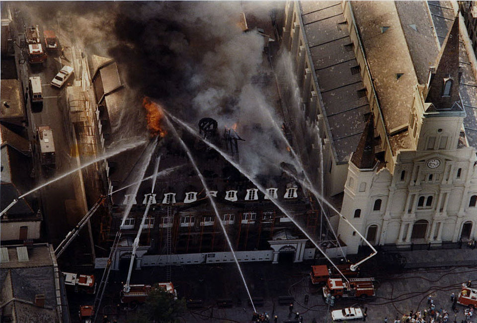 May 11, 1988: The day the Cabildo burned