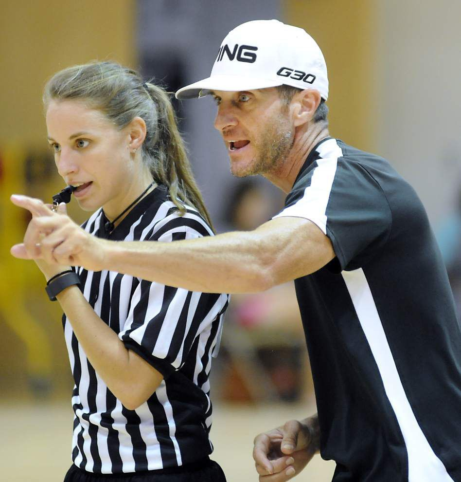 Basketball officiating camp helps referees polish their