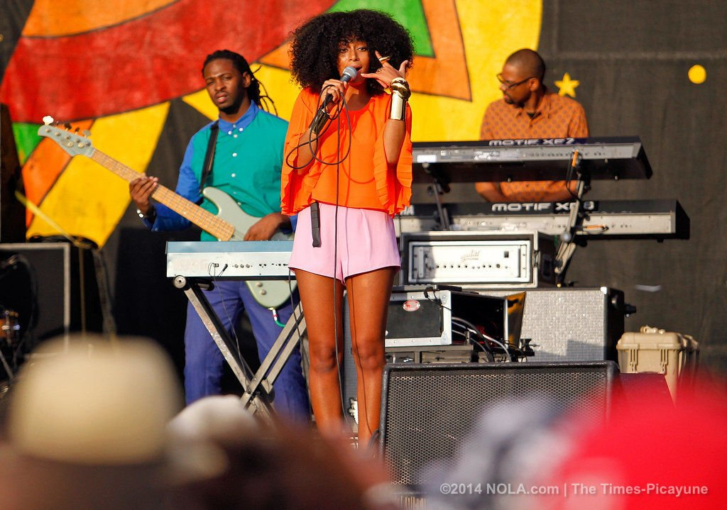 Solange talks life in New Orleans, bounce music and her