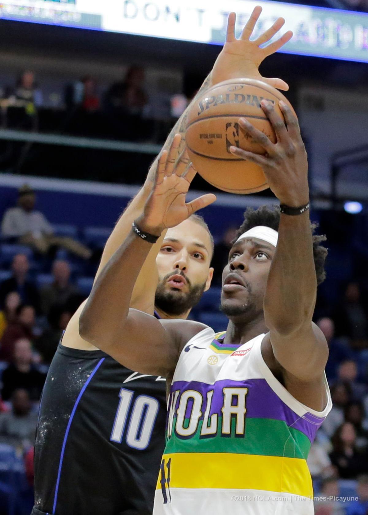 New Orleans Pelicans vs. Orlando Magic Tues., Feb. 12, 2019
