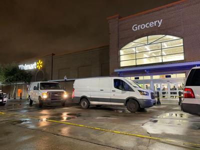 Walmart on Tchoupitoulas on Dec. 10, 2019