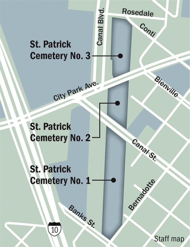 102619 St. Patrick cemeteries