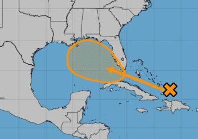 National Hurricane Center, Sept. 10, 2019 tropical outlook