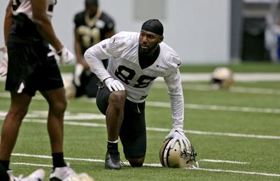 Dez Bryant Helped Off Practice Field Friday Saints Fear