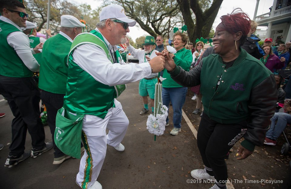 Irish Channel St. Patrick's Day parade: See photos