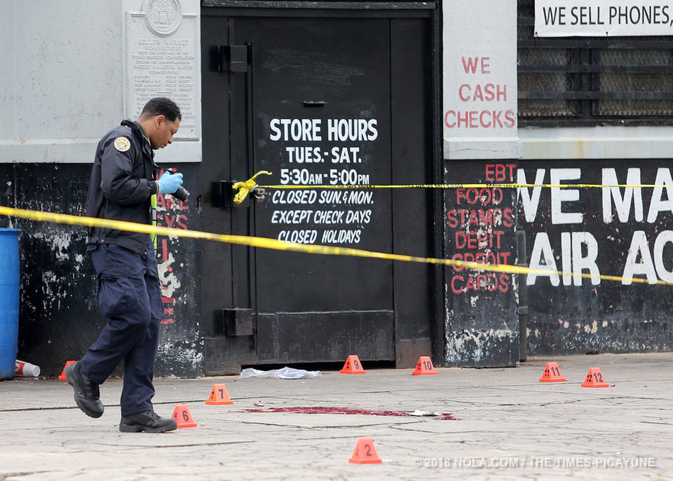 Man killed in Central City shooting, 4th person fatally shot in New