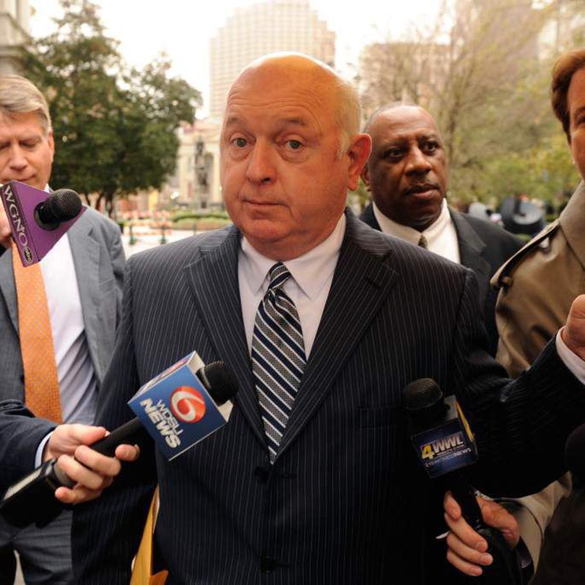 Imprisoned Ex-Jefferson Parish President Aaron Broussard to work for