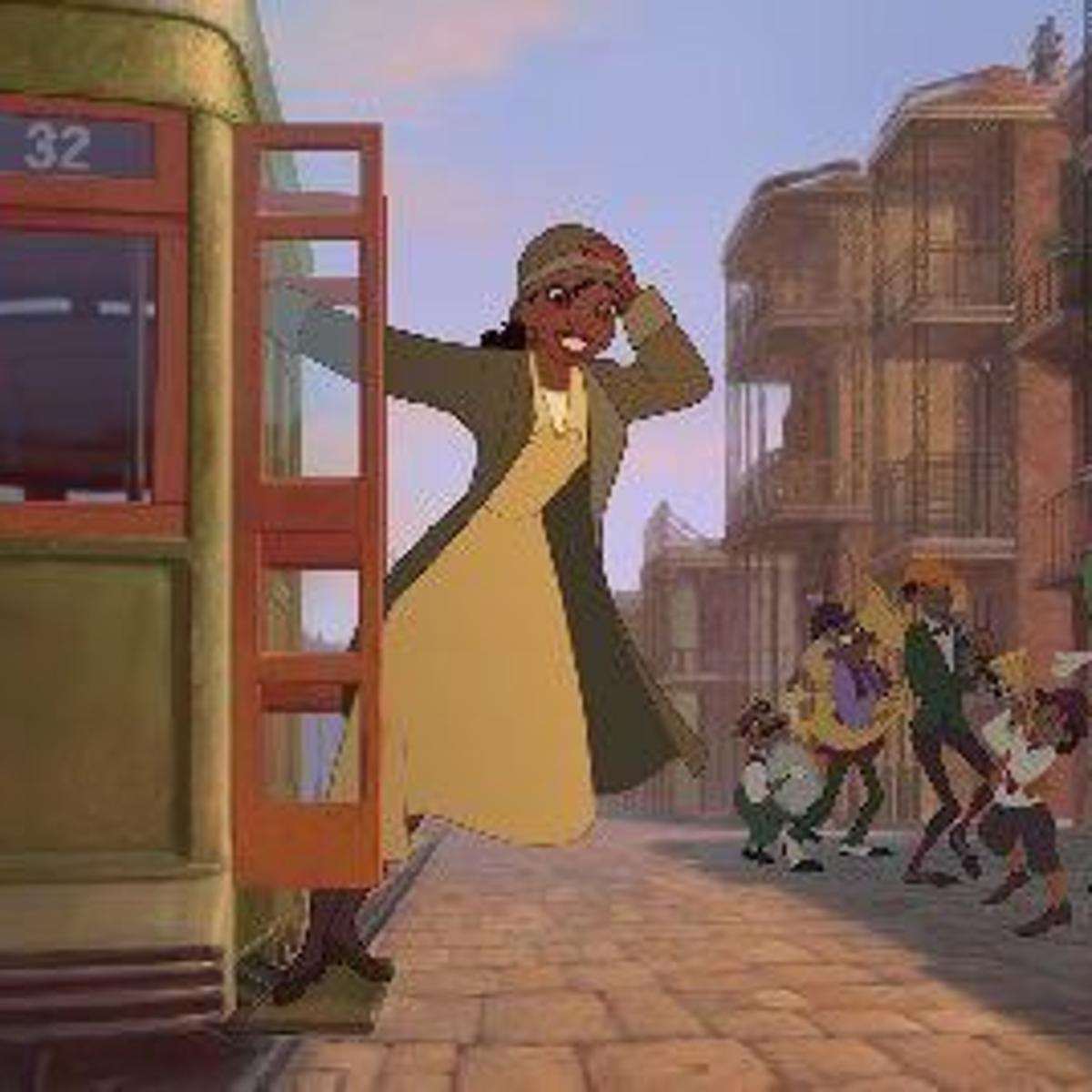 The Princess And The Frog Reflects Disney S Determination To Nail New Orleans Details Movies Tv Nola Com