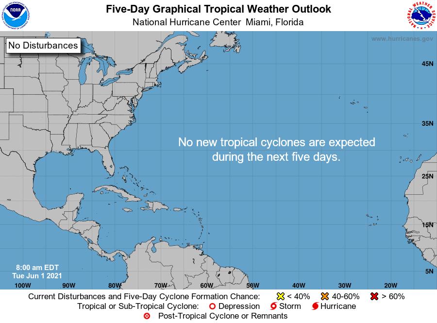 tropical outlook june 1 7am