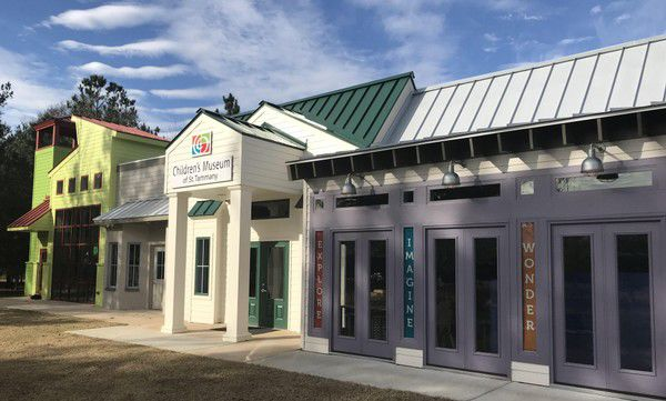 Children's Museum of St. Tammany gears for opening weekend