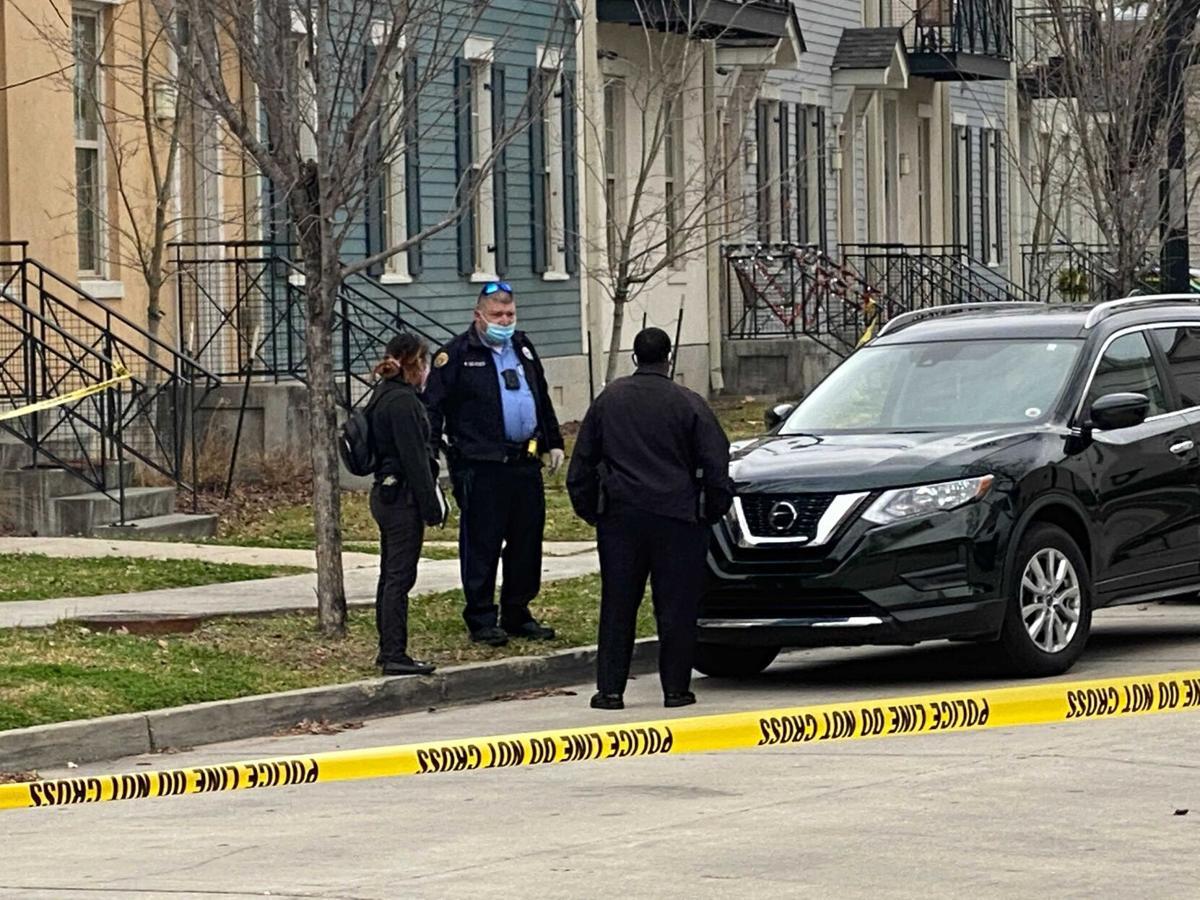 North Villere homicide