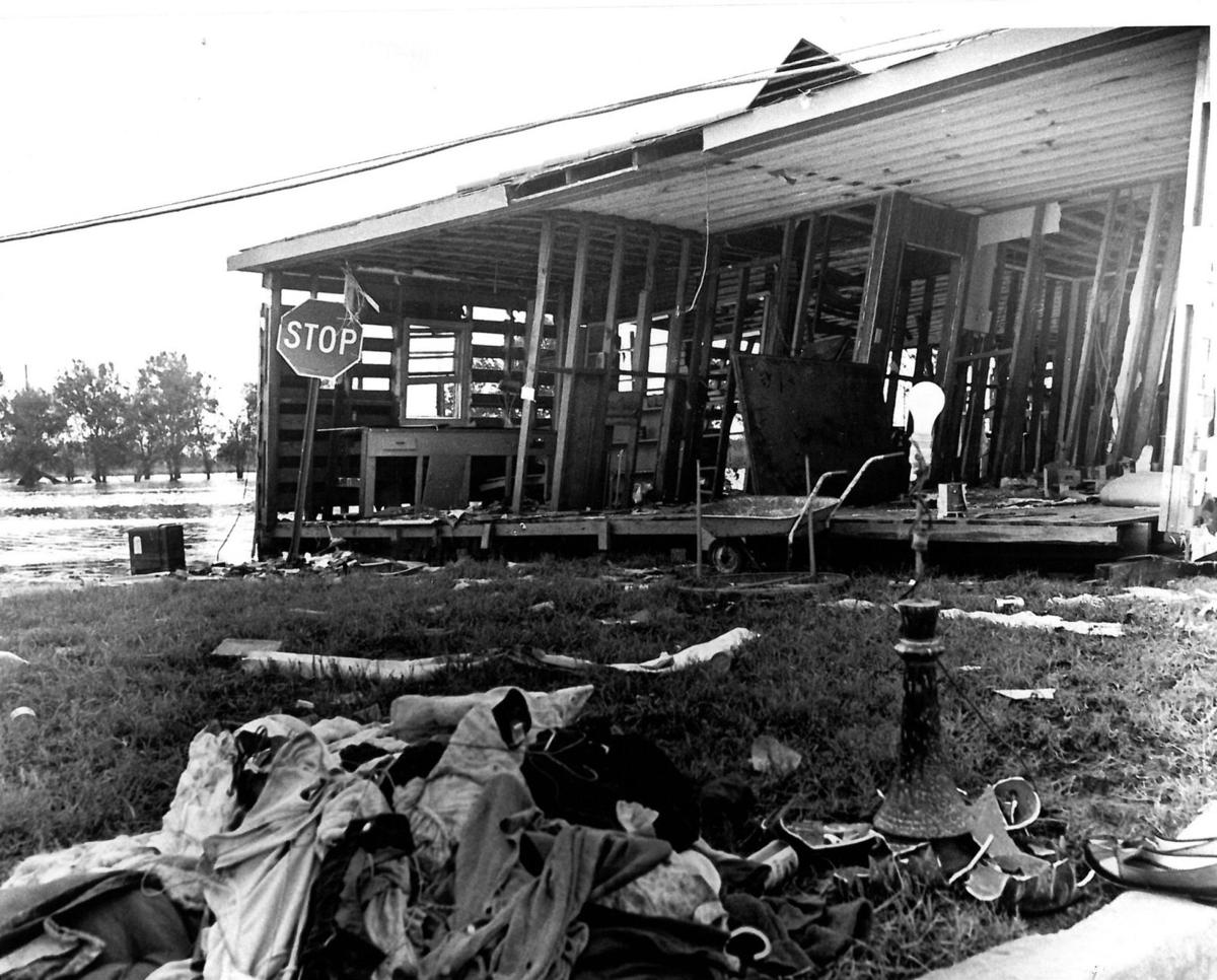 That infamous Hurricane Camille party on Aug. 17, 1969? It never happened.