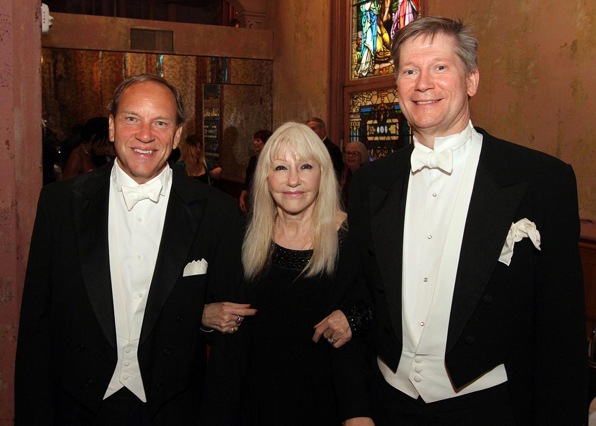 Michael Harold, Rosary O'Neill, & Dr. Quinn Peeper