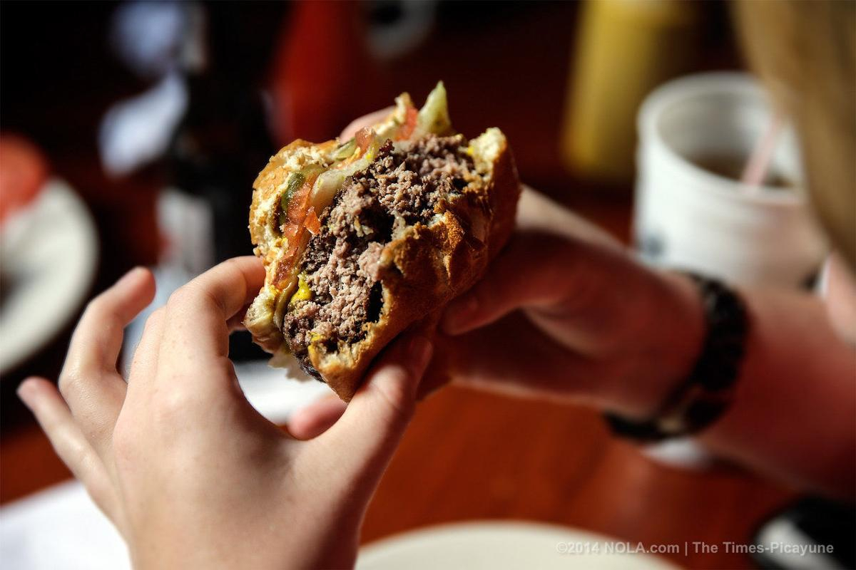 Port of Call and the birth of the New Orleans-style hamburger