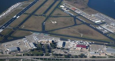 Lakefront Airport jammed for Super Bowl XLVII