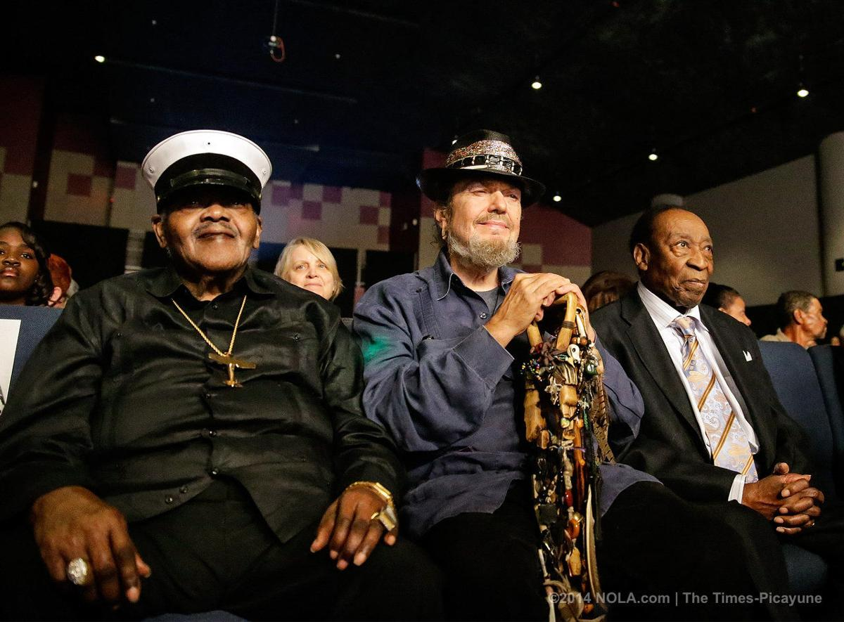 From Fats Domino at the N.O. Film Fest to Brad Pitt on 'Between Two Ferns': This Week in Hollywood South (links)