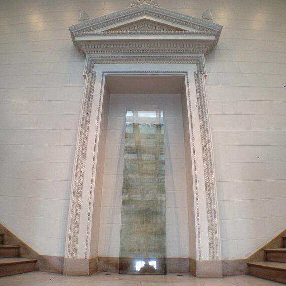 Remaining Hurricane Katrina events, exhibits