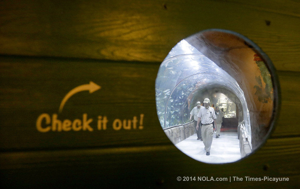 TripAdvisor travel site honors Audubon Nature Institute attractions in New Orleans