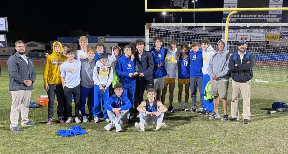 St. Paul's wins St. Tammany boys track title