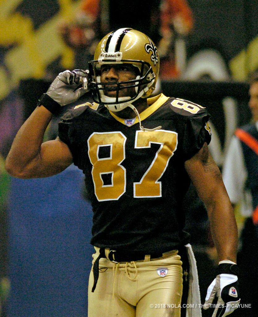 premium selection f8297 c3555 Michael Thomas pays homage to Joe Horn after he dials up 72 ...