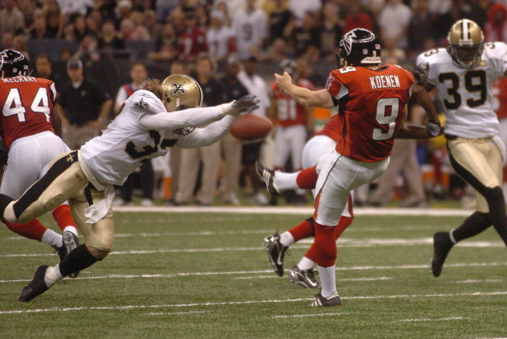 The story behind Steve Gleason's blocked punt, as told by its key players