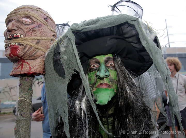 Krewe of Boo Halloween parade: see photos