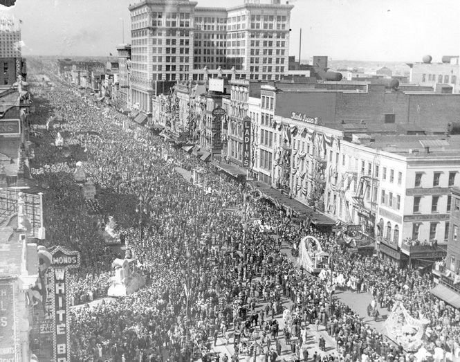 Hey, mister!: A brief history of Mardi Gras throws