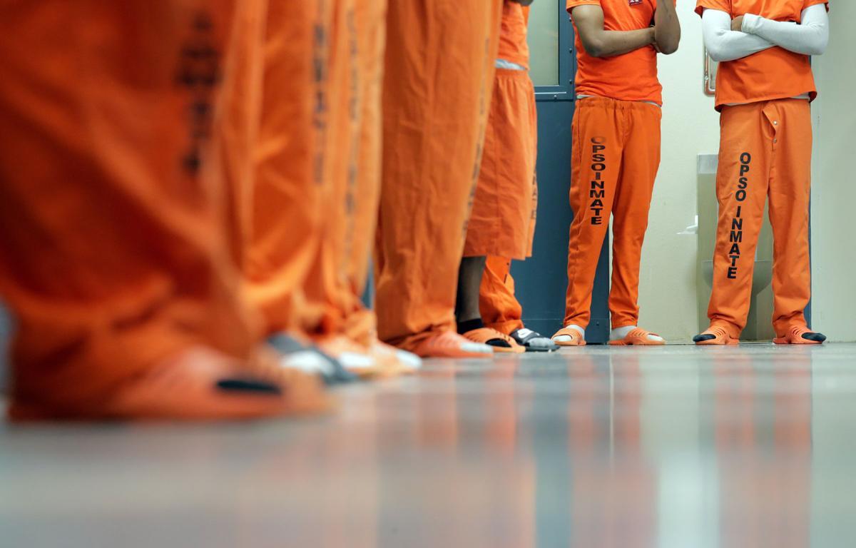 A sweet reward in prison for good behavior (copy)