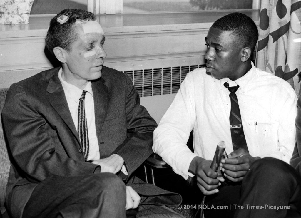 New Orleans Freedom Riders and the fight for civil rights