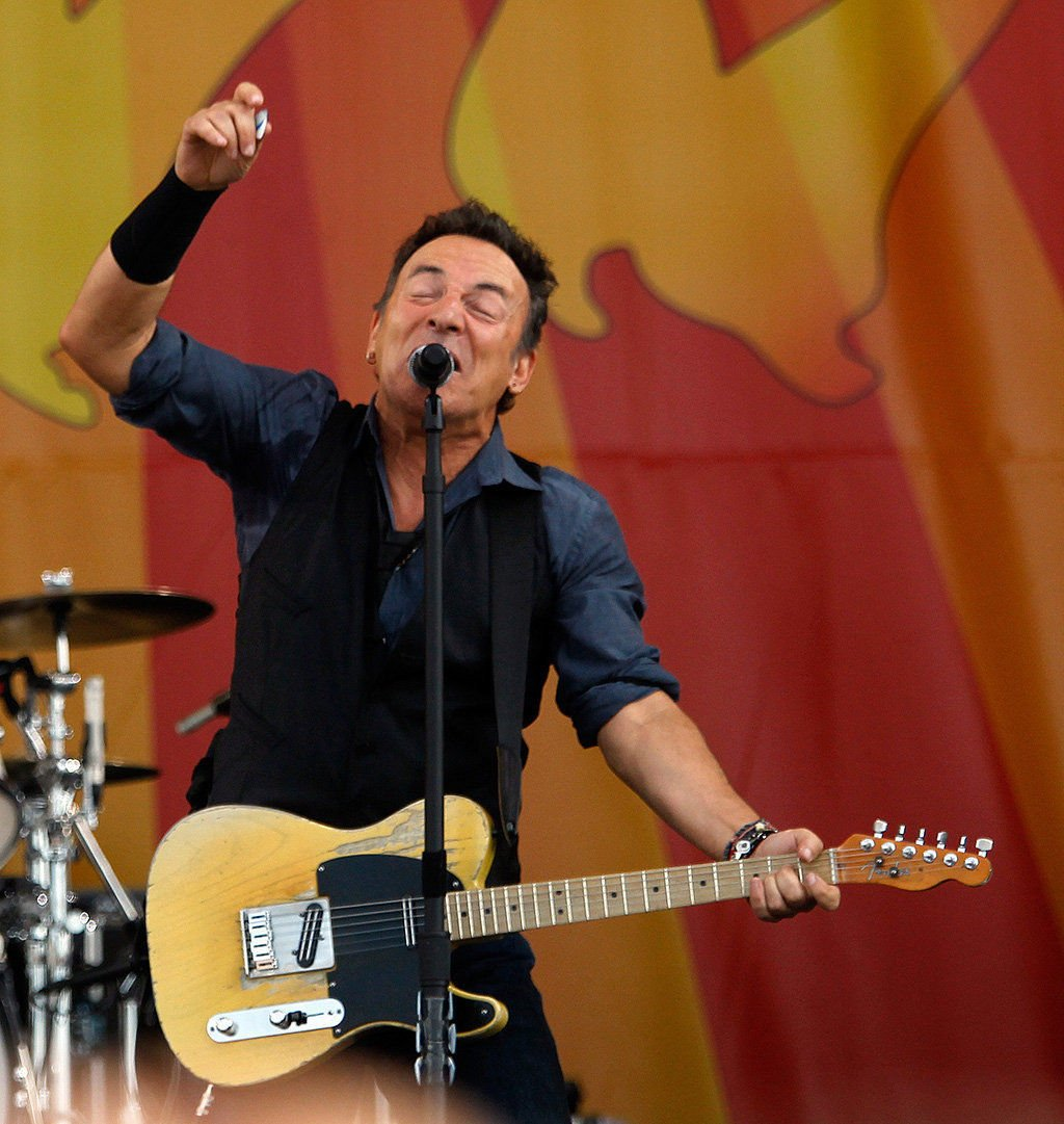 2014 New Orleans Jazz Fest Lineup Released: Springsteen