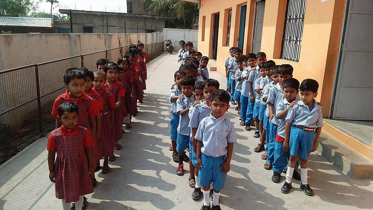From Metairie to Murshidabad: This woman funds a school for India's poor