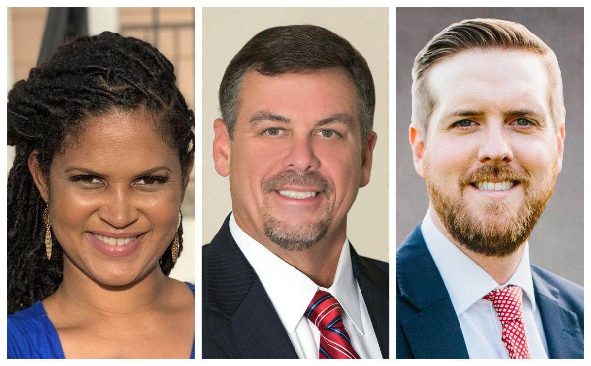 2019 St. Charles Parish President candidates