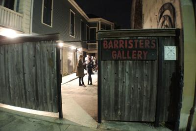 After 44 years, Barrister's Gallery is closing its doors.