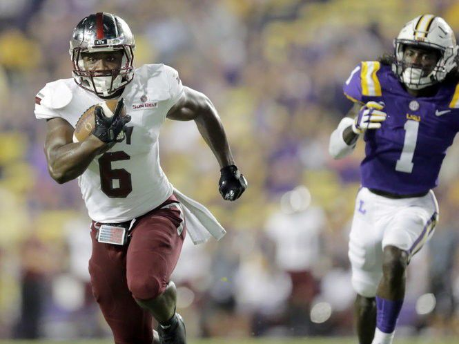 How LSU's non-conference opponents -- Troy included -- fared in 2017